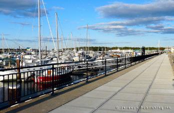 Hingham Shipyard Marinas Atlantic Cruising Club
