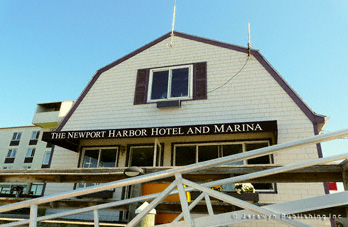 newport harbor hotel marina atlantic cruising club. Black Bedroom Furniture Sets. Home Design Ideas
