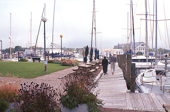 Mystic Downtown Marina, Mystic River, Mystic, CT Photo