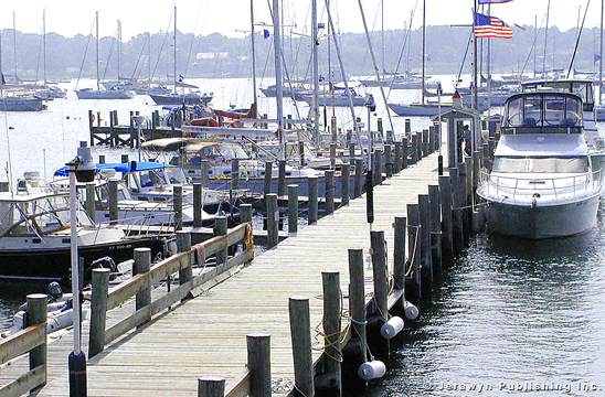 Dodson Boat Yard, Stonington Harbor, Stonington, CT Thumbnail