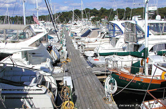 West Shore Marina - Atlantic Cruising Club