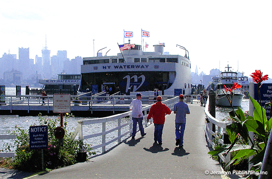Port Imperial Marina (Closed), Hudson River, Weehawken, NJ Thumbnail