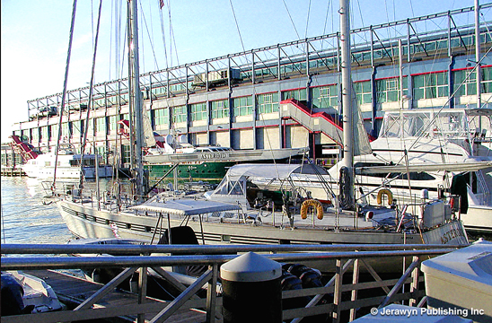 MarineMax Surfside 3 Marina at Chelsea Piers, Husdon River, New York, NY Thumbnail 28-288-6.jpg
