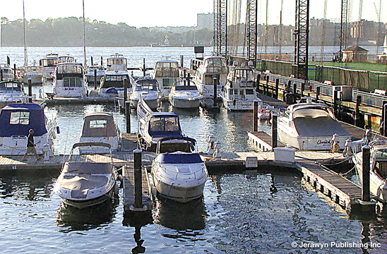MarineMax Surfside 3 Marina at Chelsea Piers, Husdon River, New York, NY Thumbnail 28-288-@4.jpg