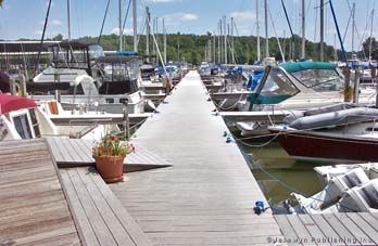 Bohemia Bay Yacht Harbour, Bohemia River, Chesapeake City, MD Thumbnail