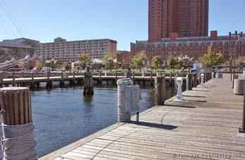 City of Baltimore Docks - Atlantic Cruising Club