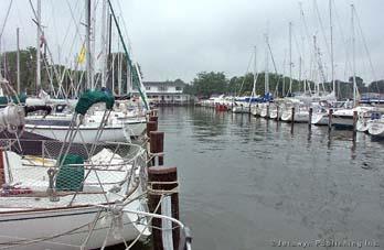 Mears Marina Annapolis - Atlantic Cruising Club