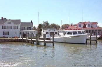 Smith Island Marina Atlantic Cruising Club