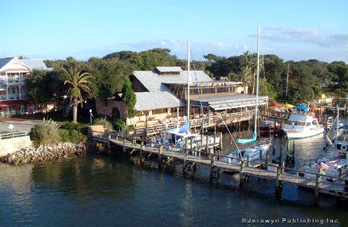 Riverview Hotel And Marina Intracoastal Waterway New Smyrna Beach