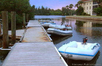 Vero Beach Municipal Marina, Indian River, Vero Beach, FL Thumbnail
