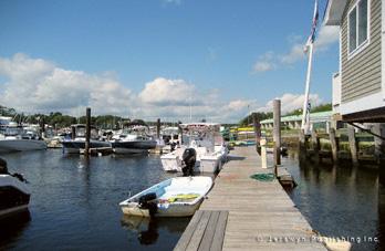 Kennebunkport Marina Atlantic Cruising Club